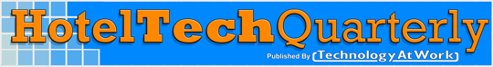 Hotel Tech Quarterly Newsletter Logo