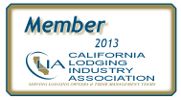 C.L.I.A. California Lodging Industry Association Logo